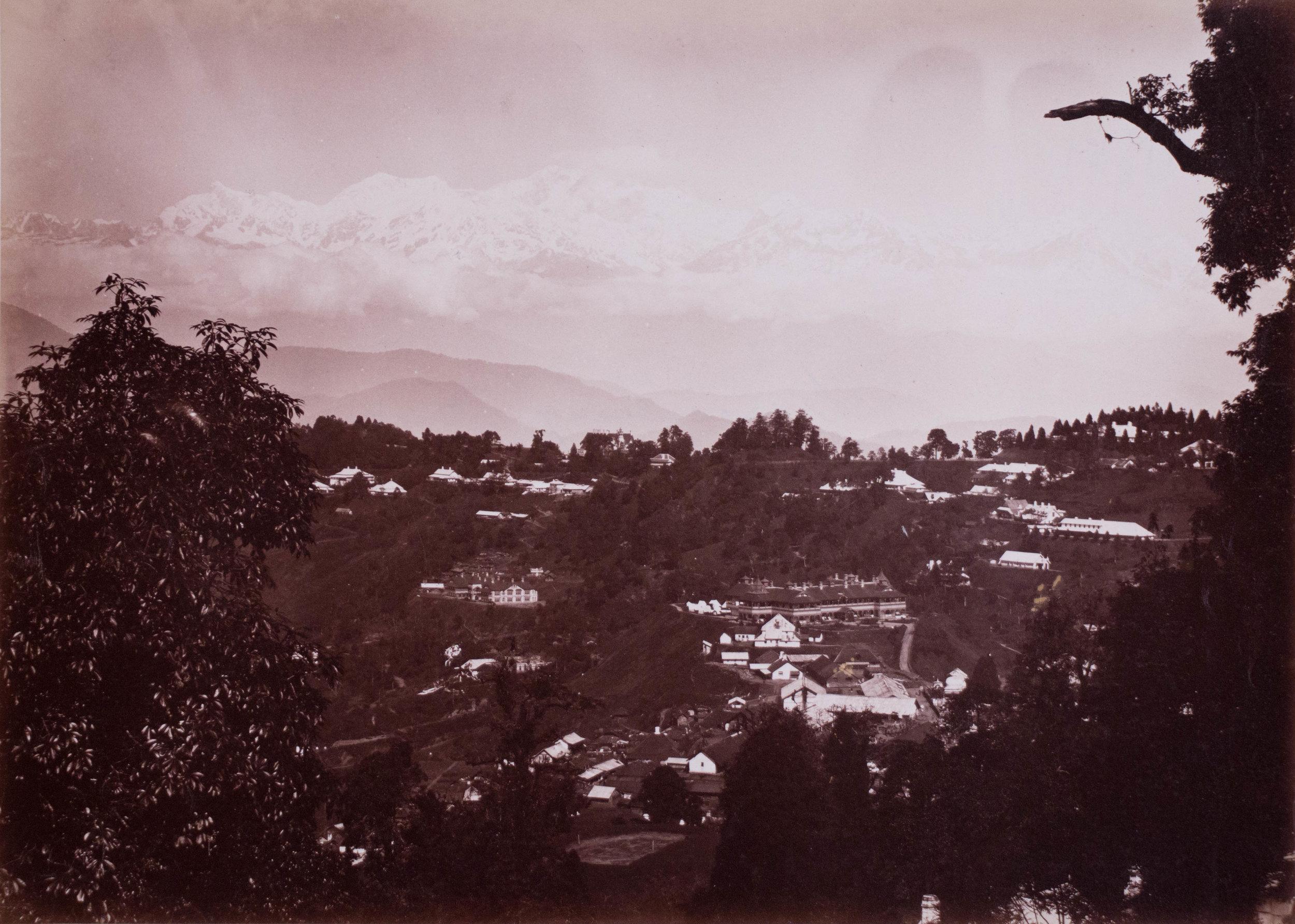 Vue de Darjeeling 3