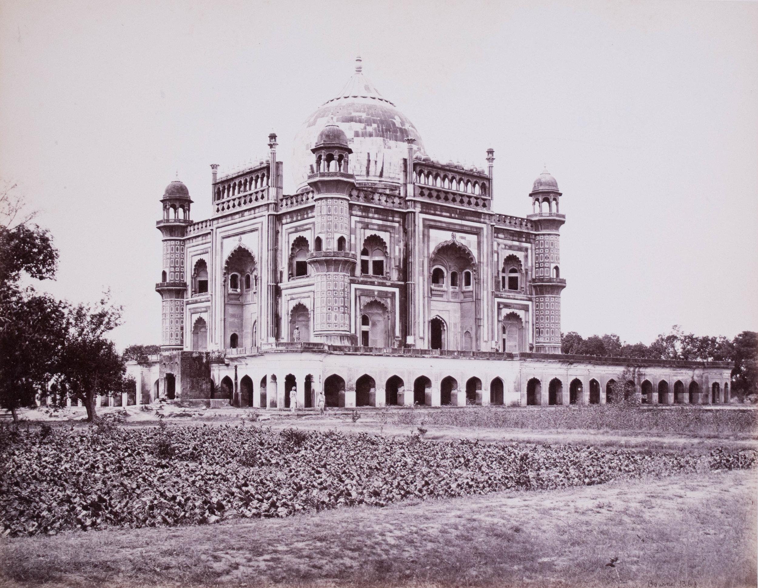 Mausolée Nawab Safdar Jang, Delhi