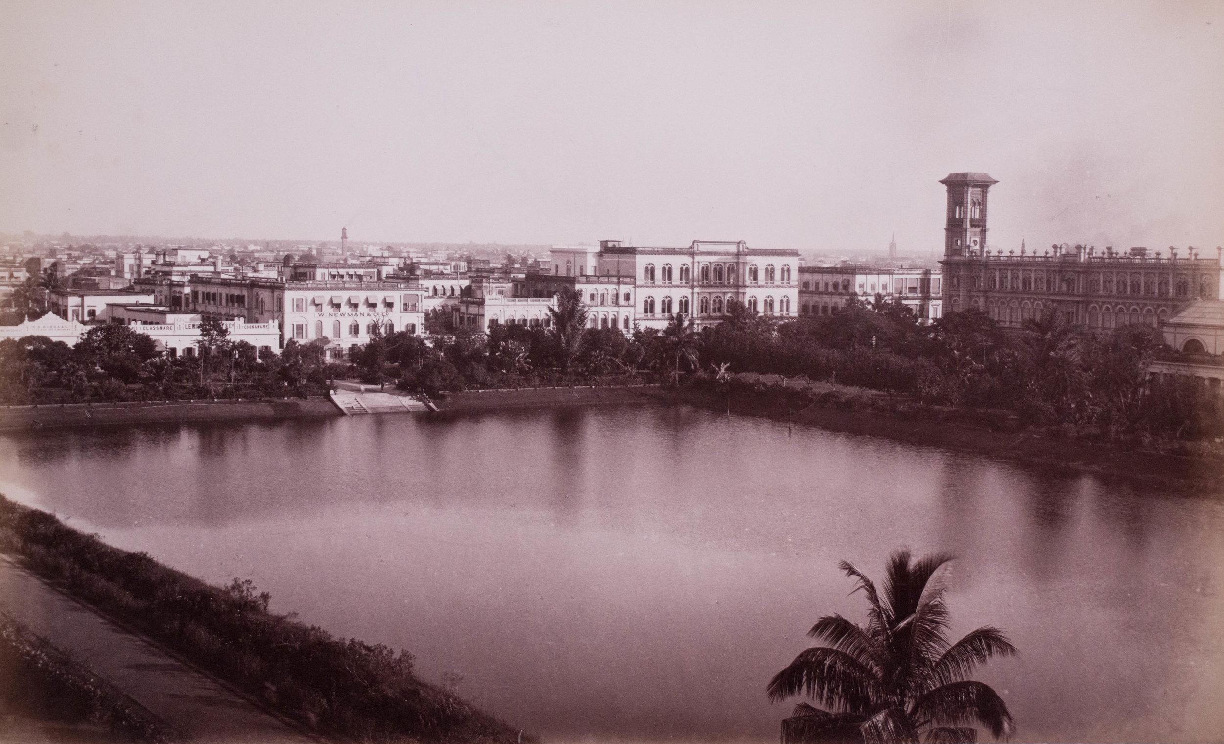 Delhousie Square, Calcutta