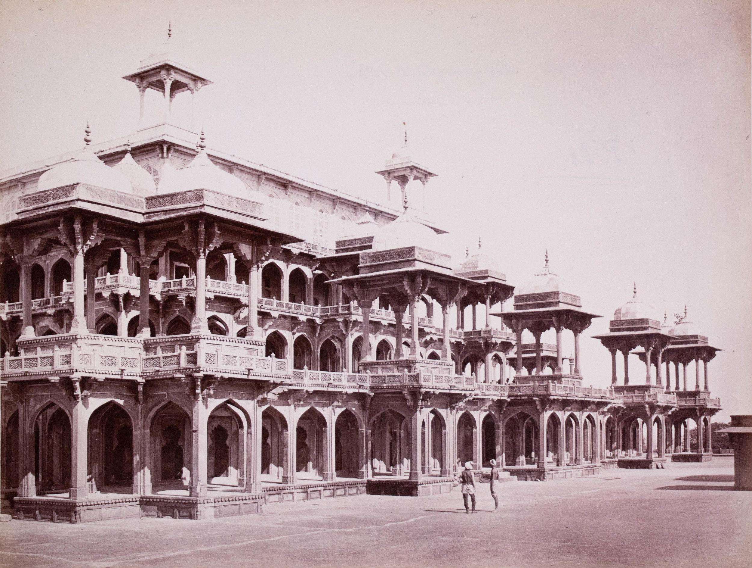 Tombeau de Akbar Secundra