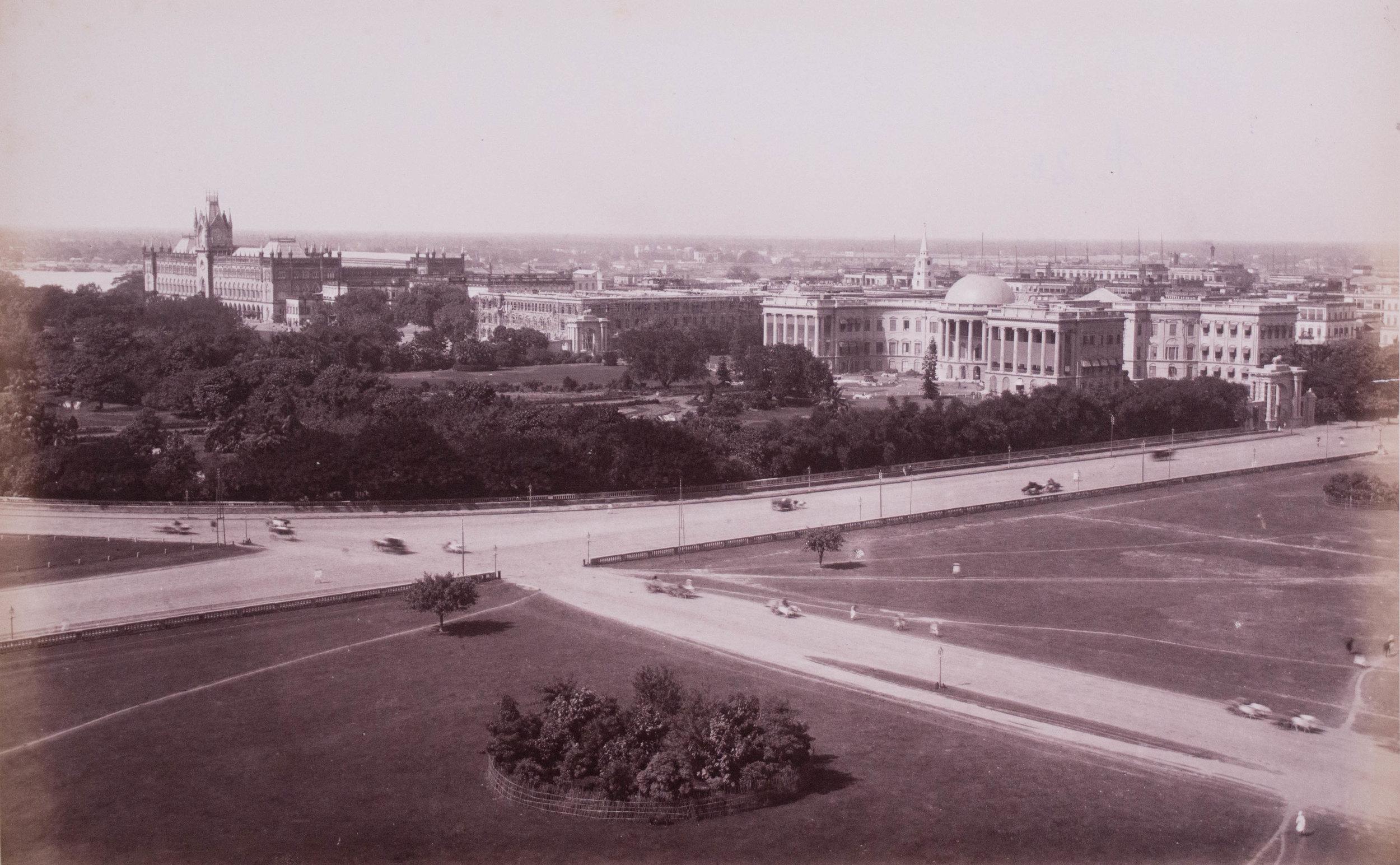 Vue de Calcutta