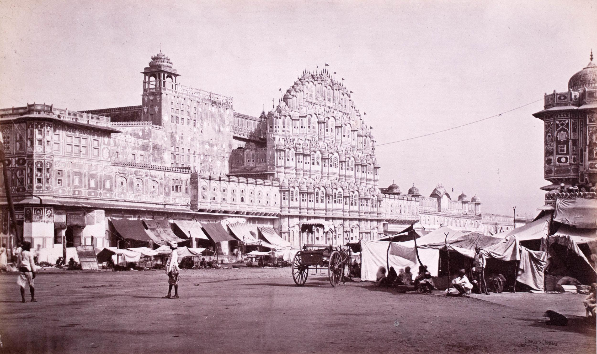 Palais des vents (Hawa Mahal), Jaipur