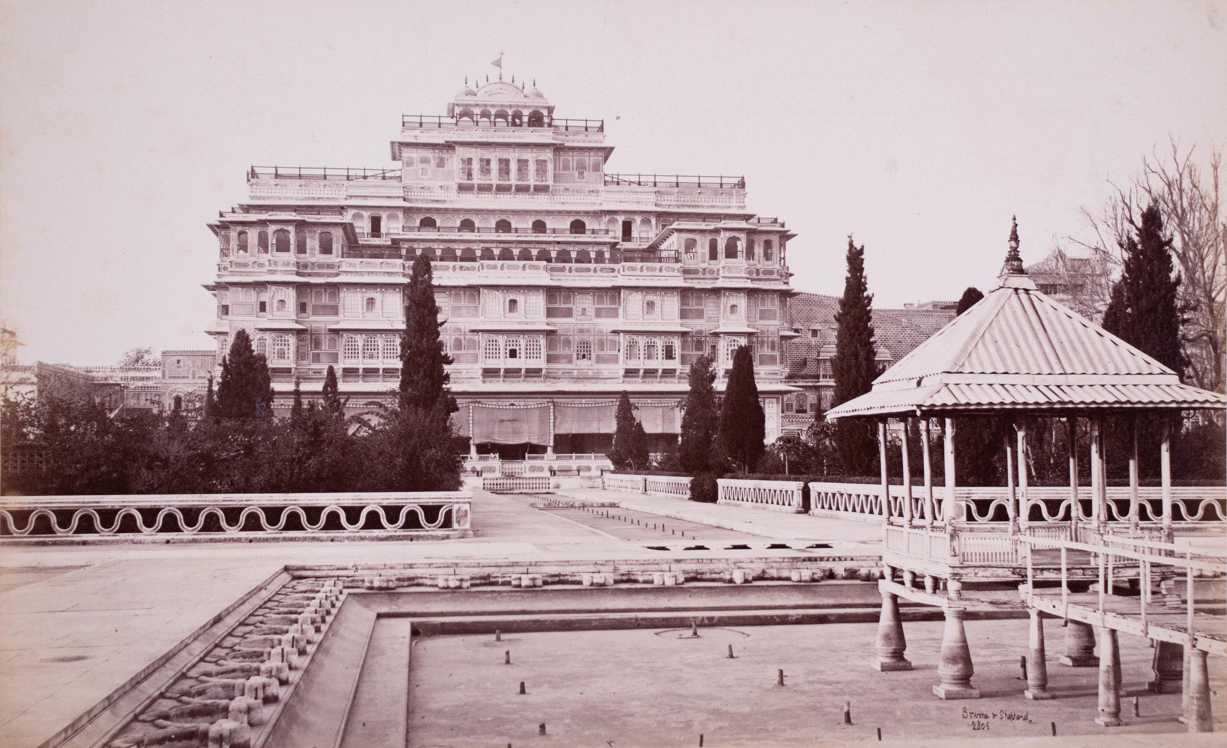 Palais du Maharaja, Jaipur