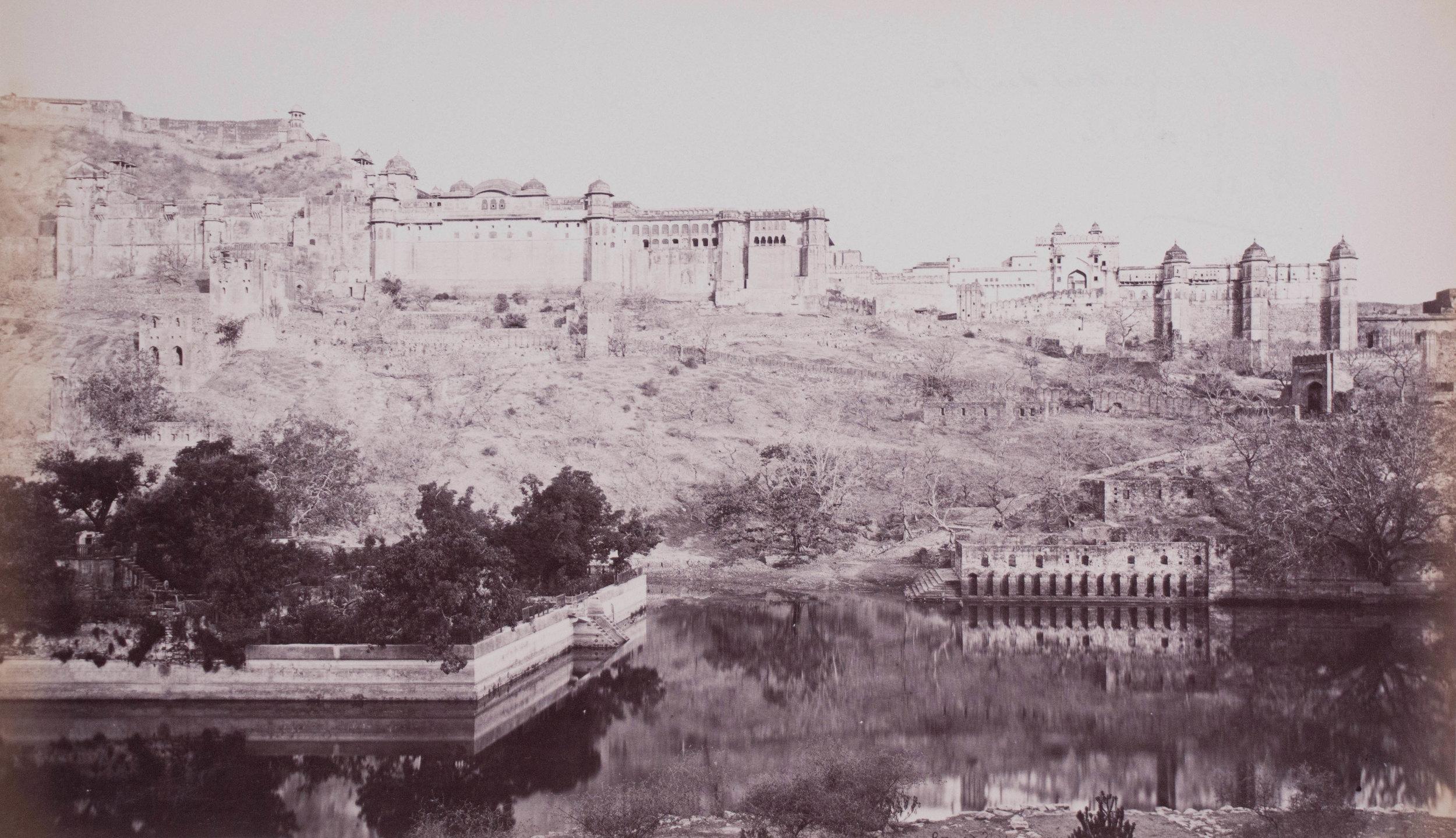 Palais d'Amber, Jaipur