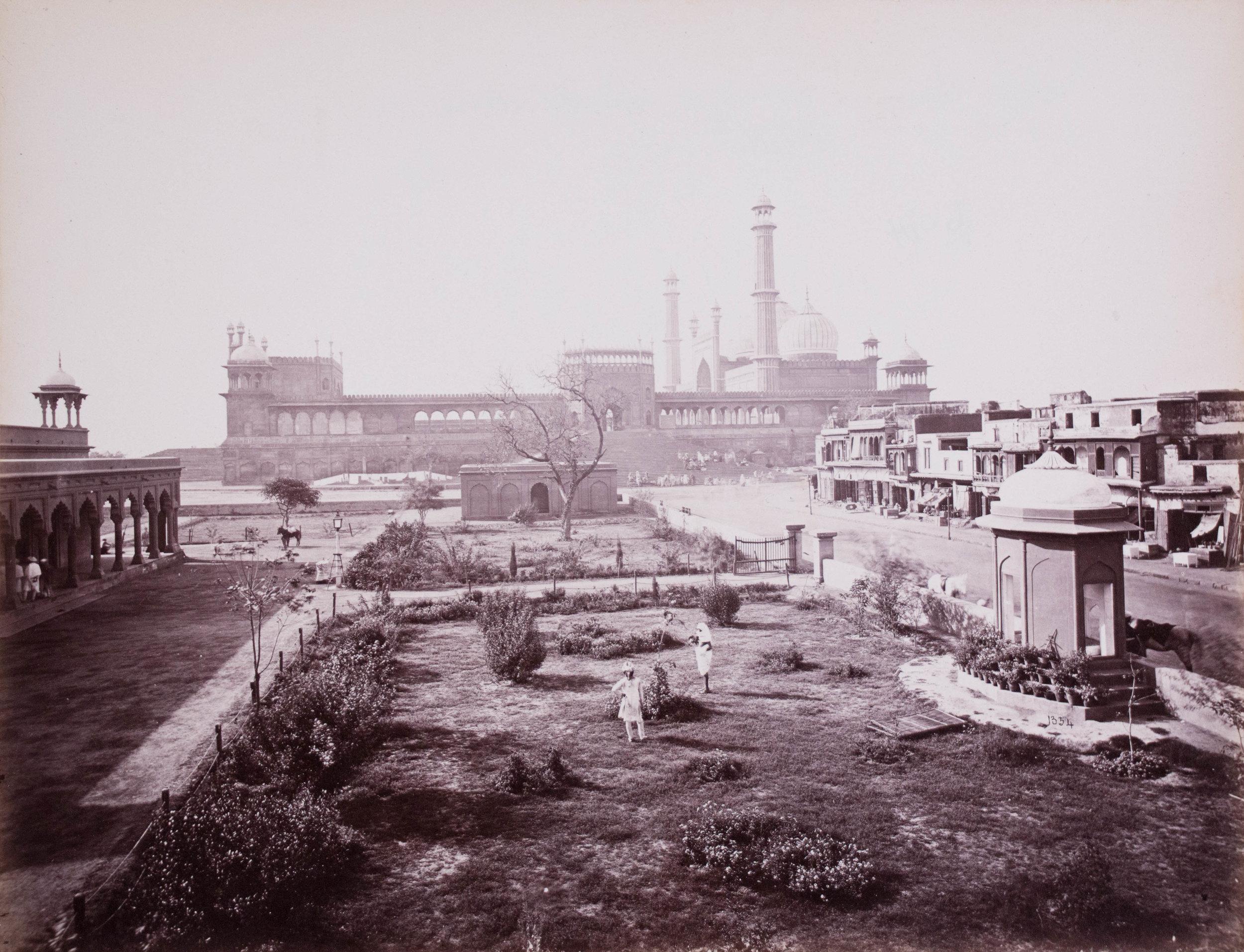 La Yumma Mushiol, Delhi