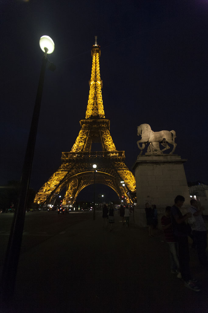 Paris at Night - © Mario Julio Georgiou 2016