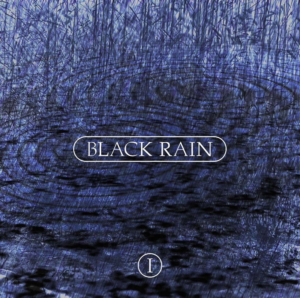 Black Rain CD cover - © Mario Julio Georgiou 2016