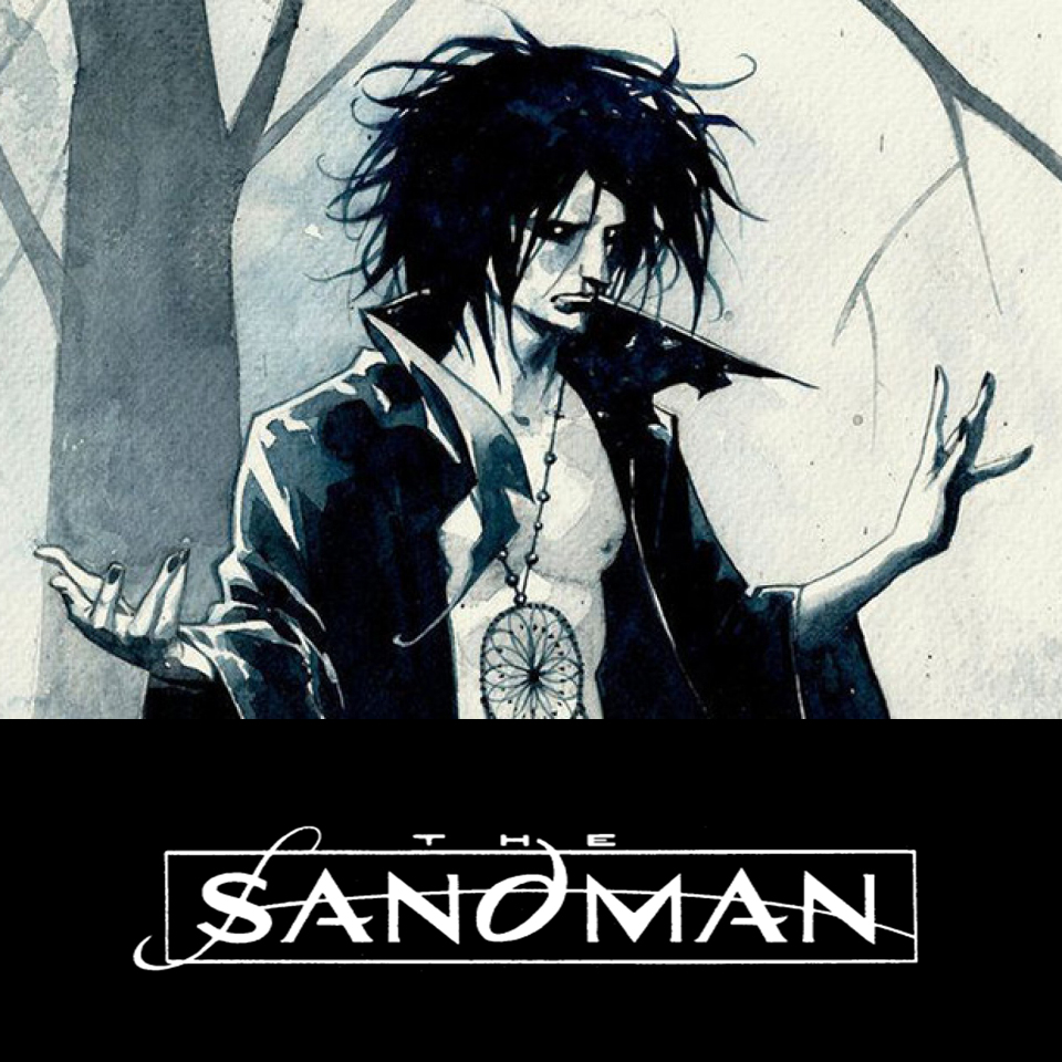 Sandman Illustration by Roger Cruz
