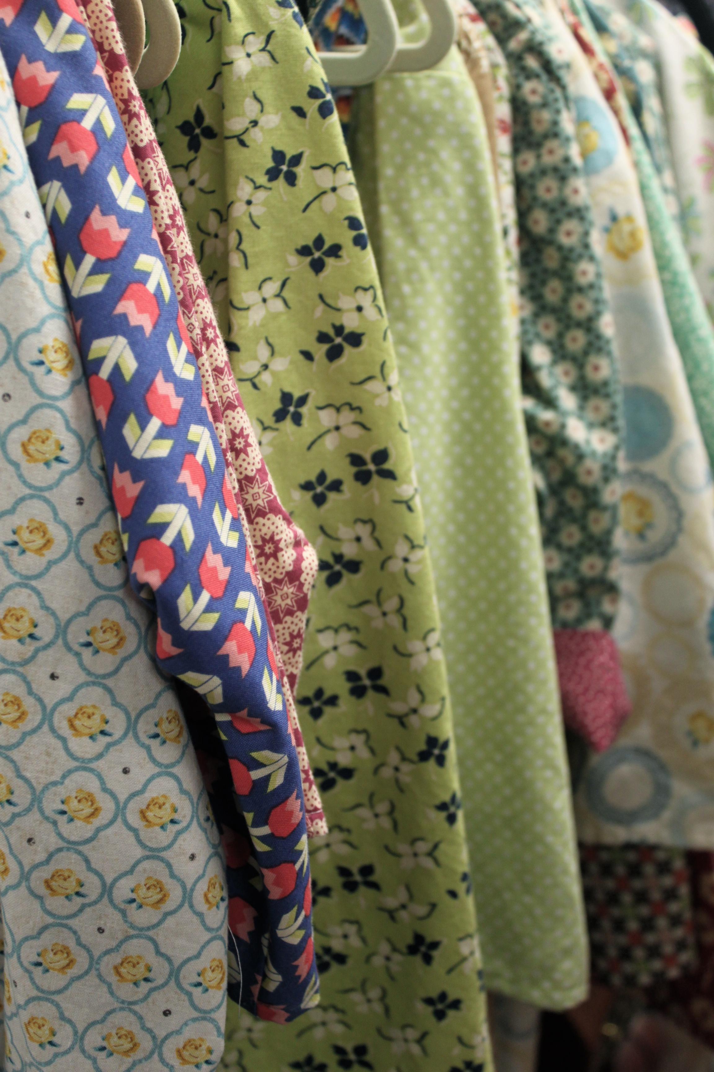Awesome fabrics found nowhere else.