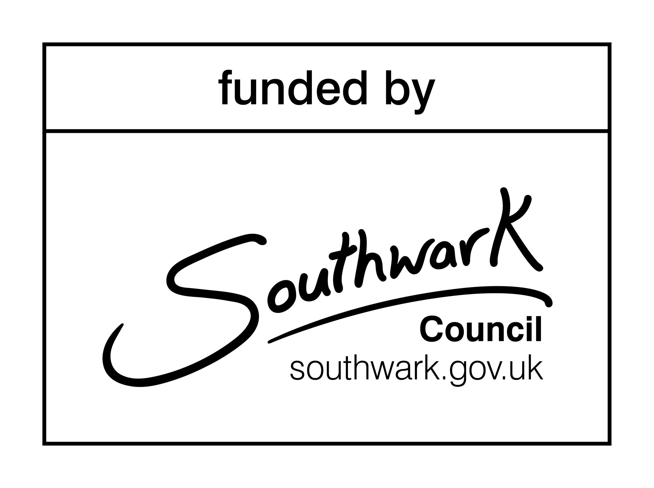 Hotel Elephant has received funding from Southwark Council's Arts Grants Fund which has provided valuable support for our Creative Enterprise program for 2015/16 and 2016/17.