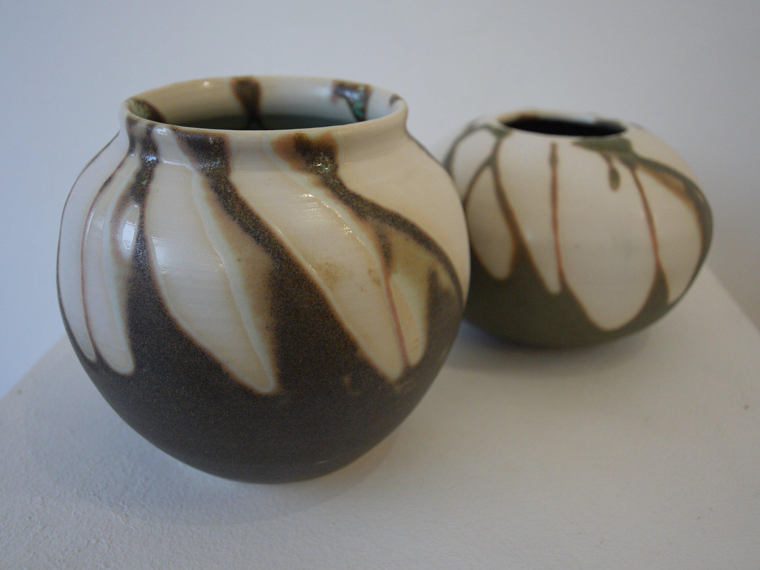 4. Porcelain with upside down glazing.JPG