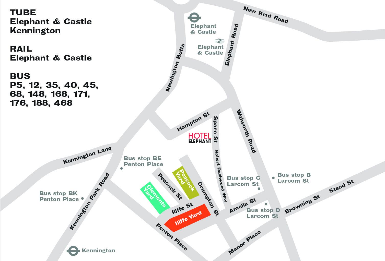 Open Studios Map