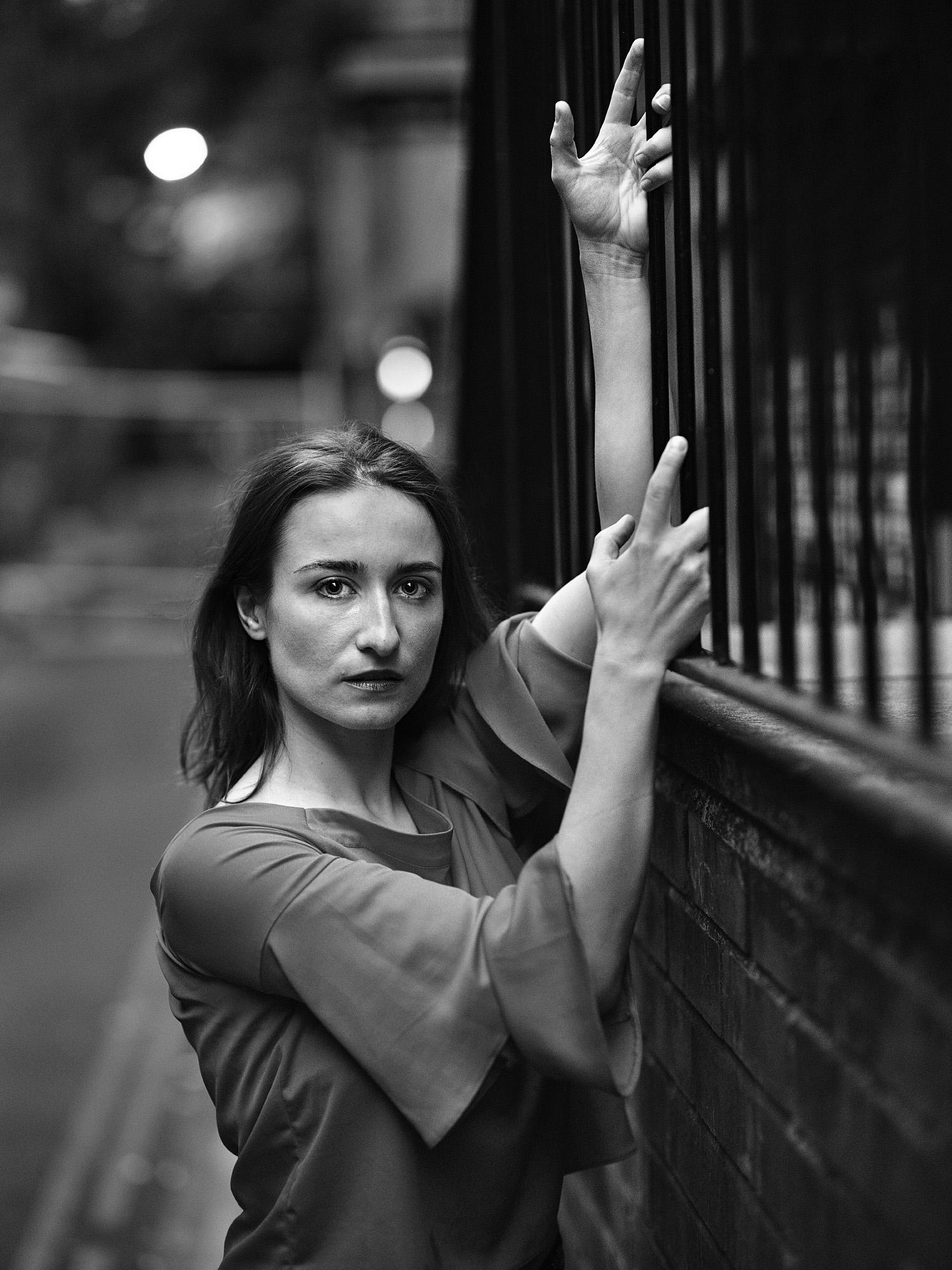 Eliza Țuțurman, © Rino Pucci