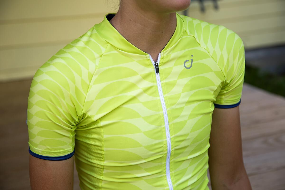 Velocio ES Jersey - High performance, technical fabric
