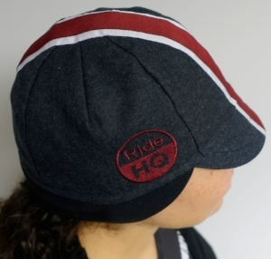 We designed a 3-season wool cap for the purposes of keeping your head warm, ears properly covered, and a bill to keep the elements off of your eyes. It fits well under a helmet, too.