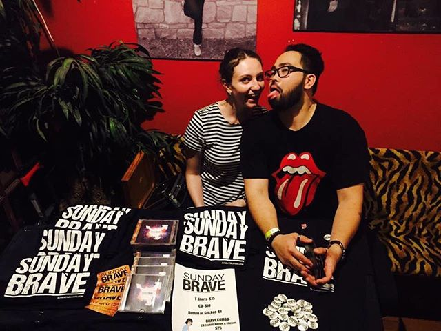 @stanhopehouse opened for @smileemptysoulofficial and @traptofficial come hang out with us at the merch table.