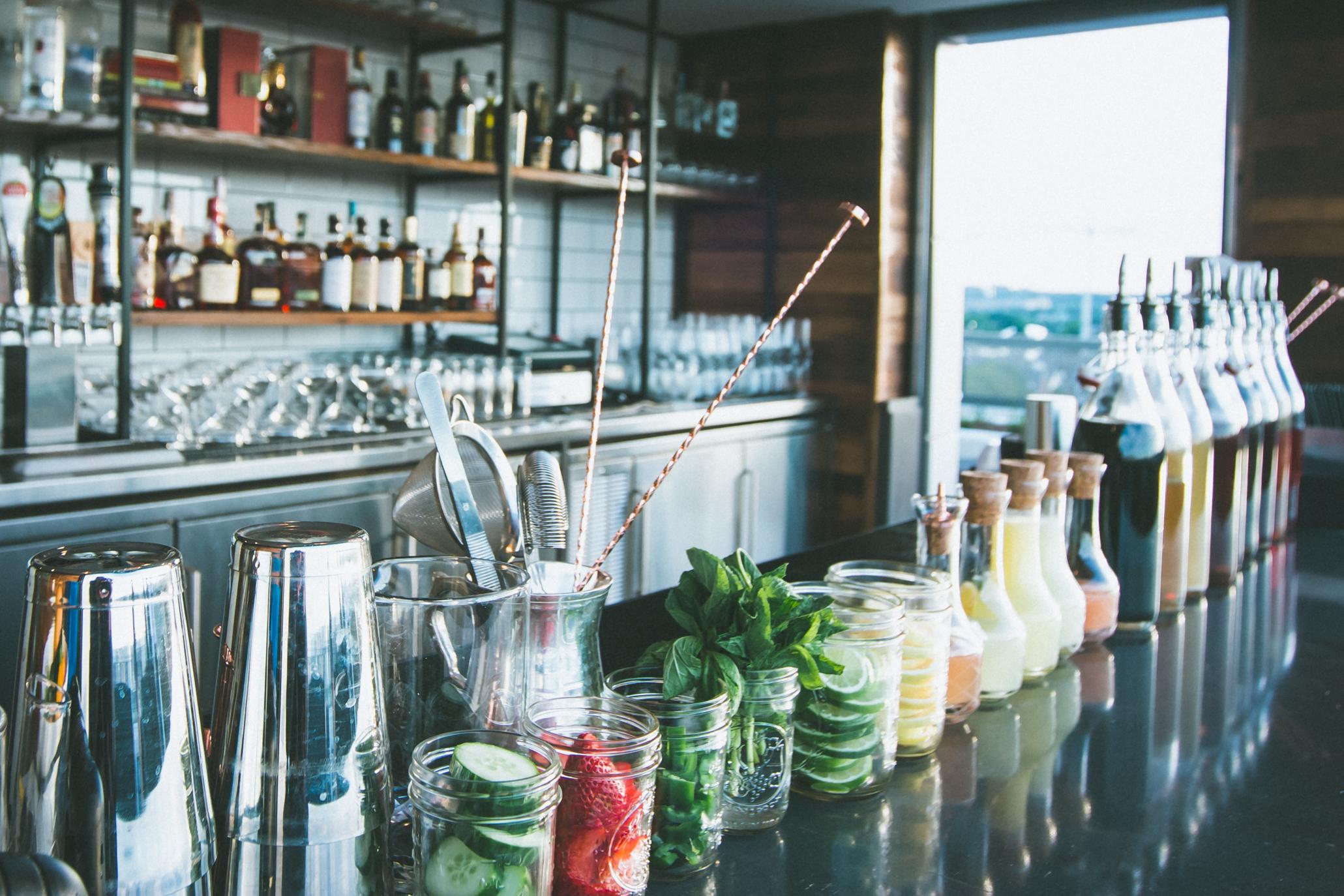 Washington dc bar & drinks