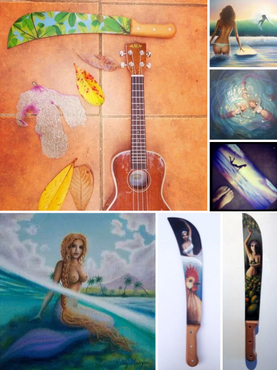 All artwork by Kelly Meagher