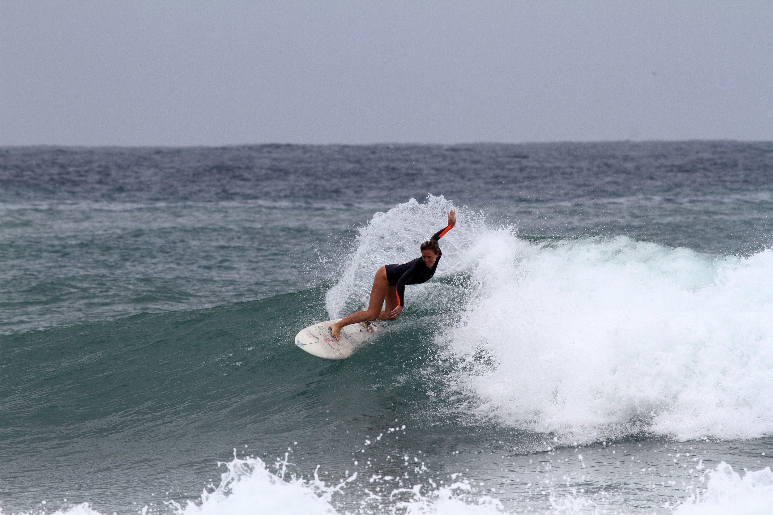Cait at Indicators. Rincon, PR April 2017 // PC:  Rincon Surf Photography