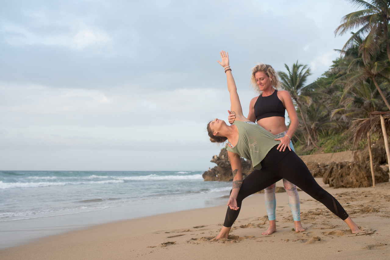 private yoga sessions - Private yoga sessions are tailored to the needs of the student(s). I work one-on-one and with small + large groups.