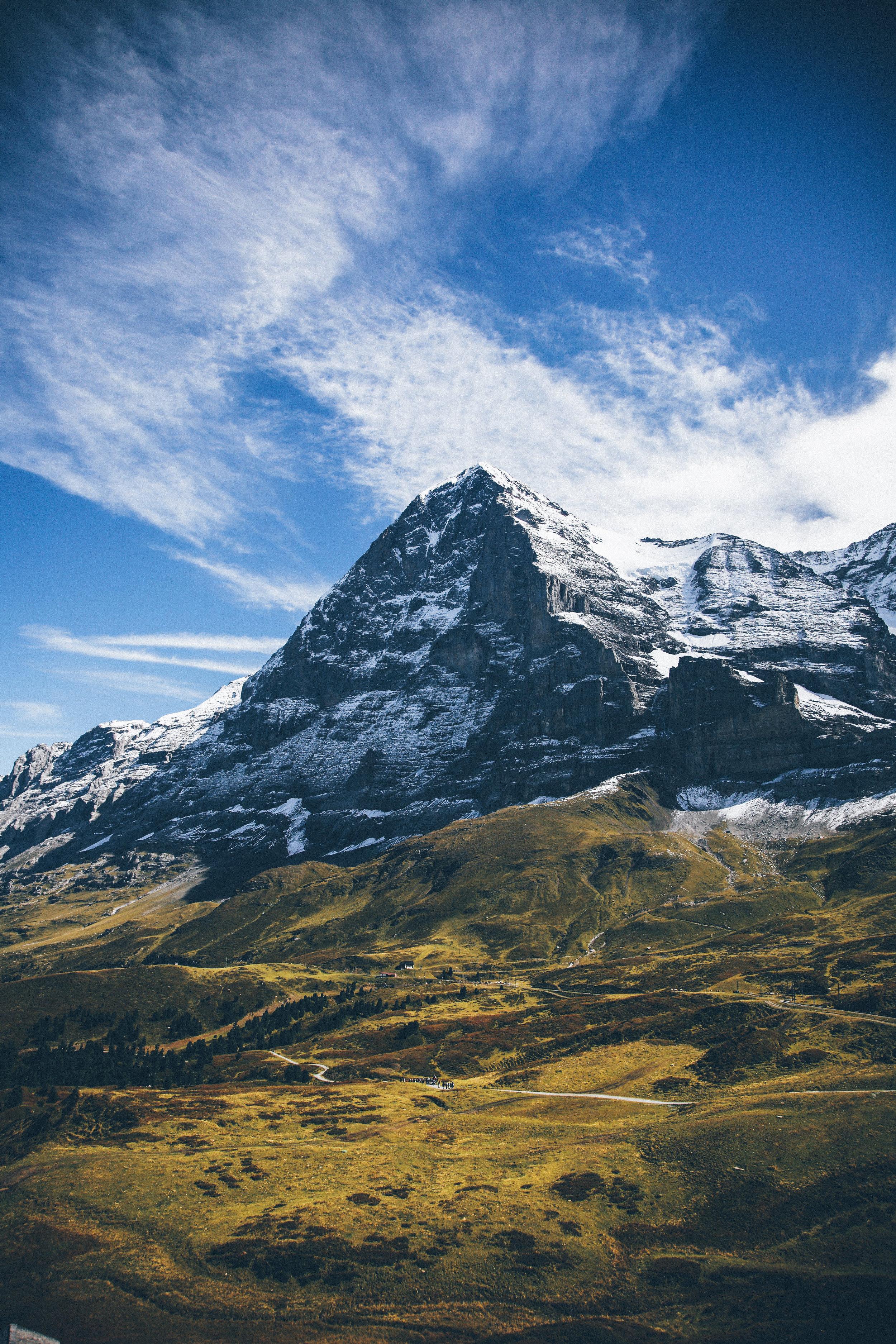 The Eiger, Switzerland