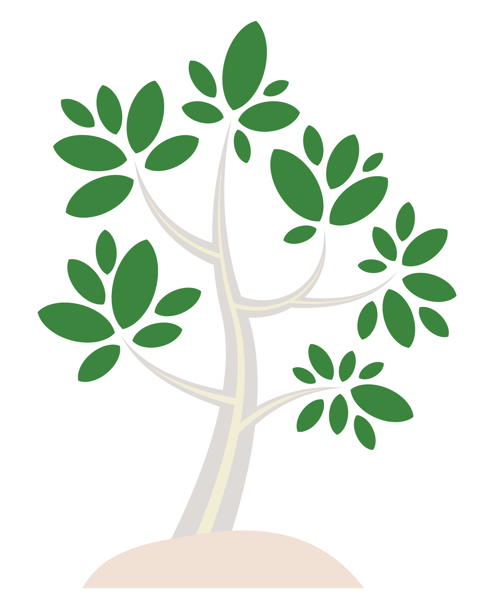 Institute of Biblical Leadership EML Tree Foliage