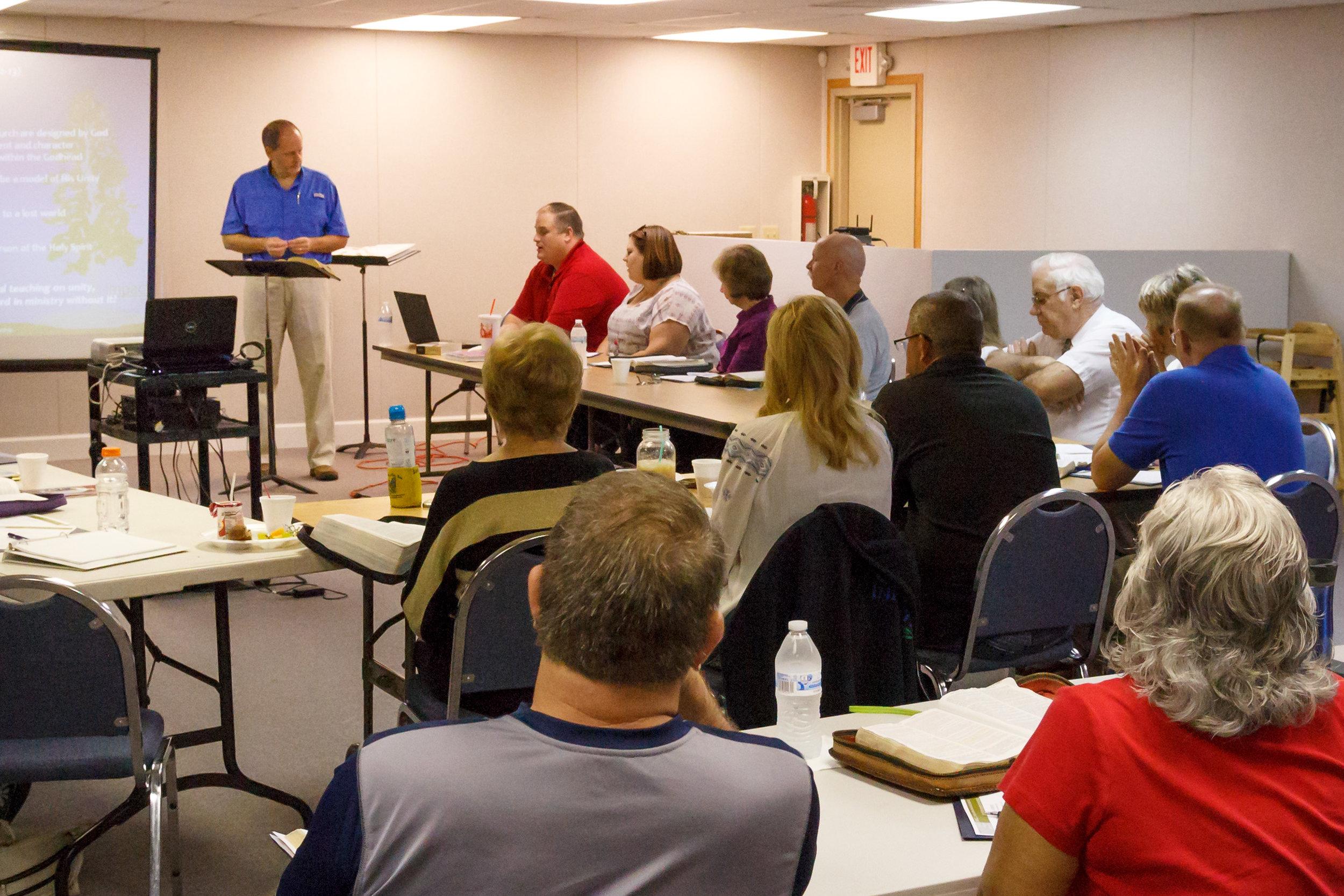 Biblical Leadership Training