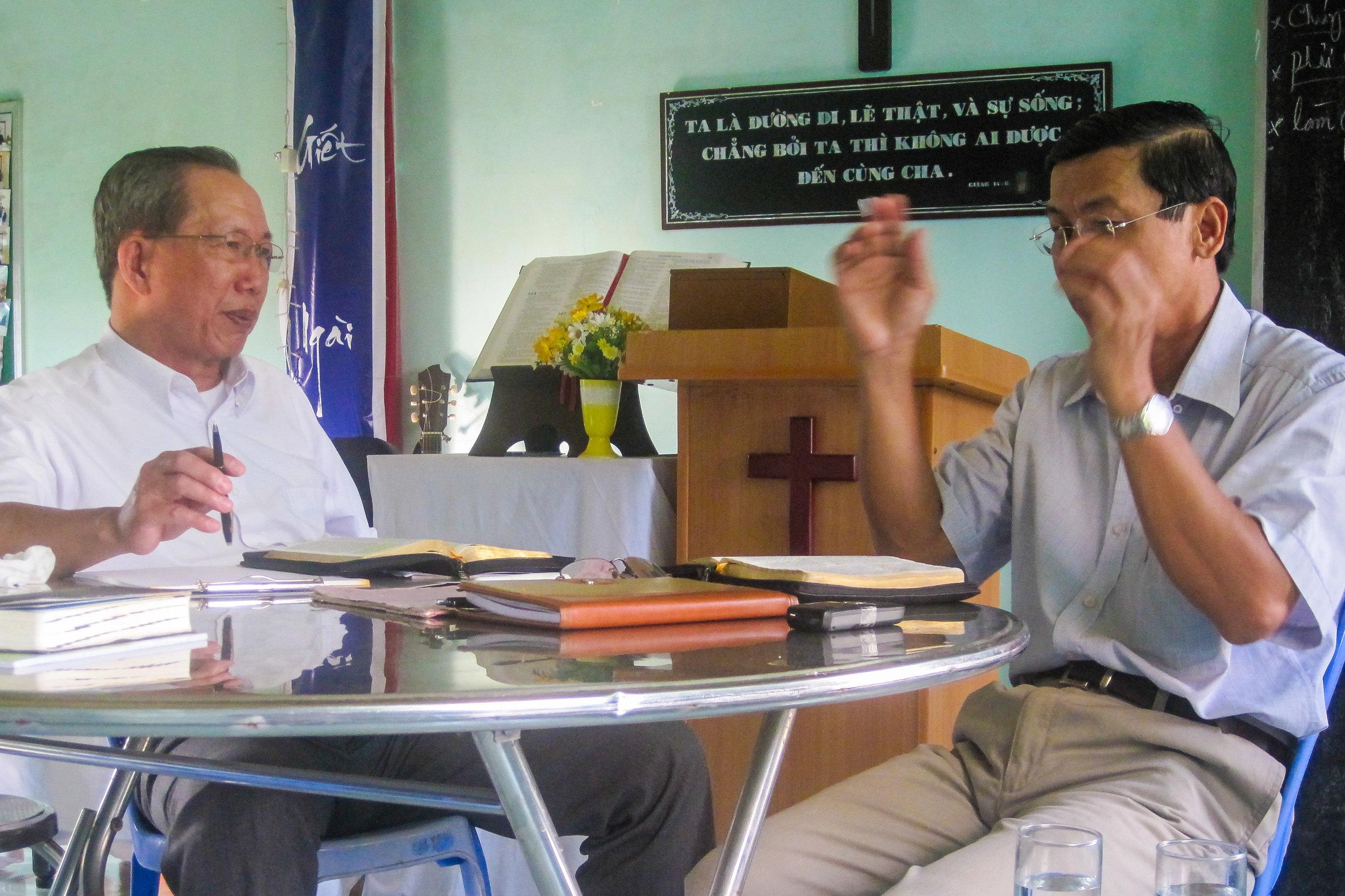 Biblical Leadership Coaching