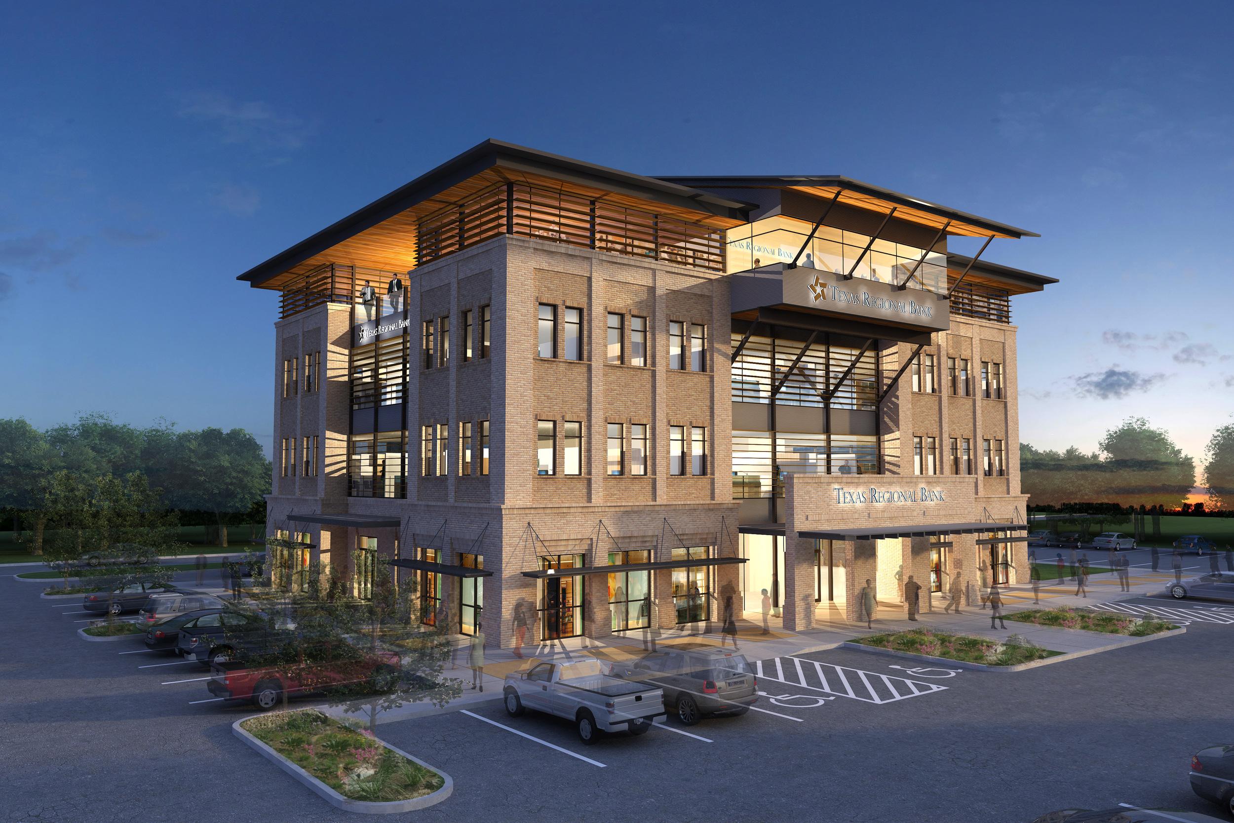 Texas Regional Bank Headquarters