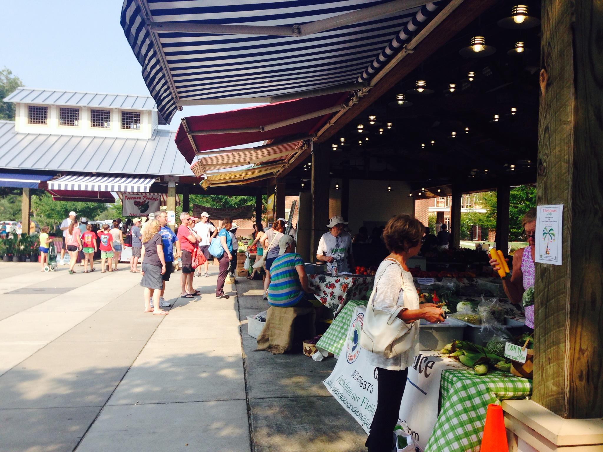 Mt. Pleasant Farmers Market