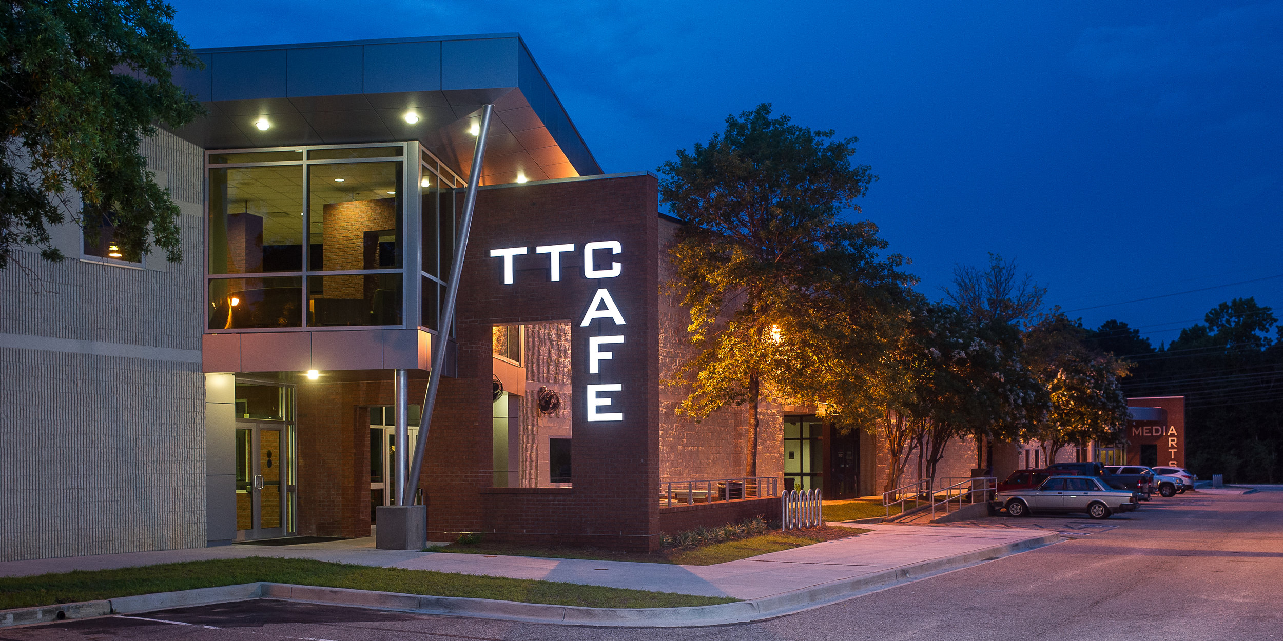 Trident Technical College - Cafe & Media Center