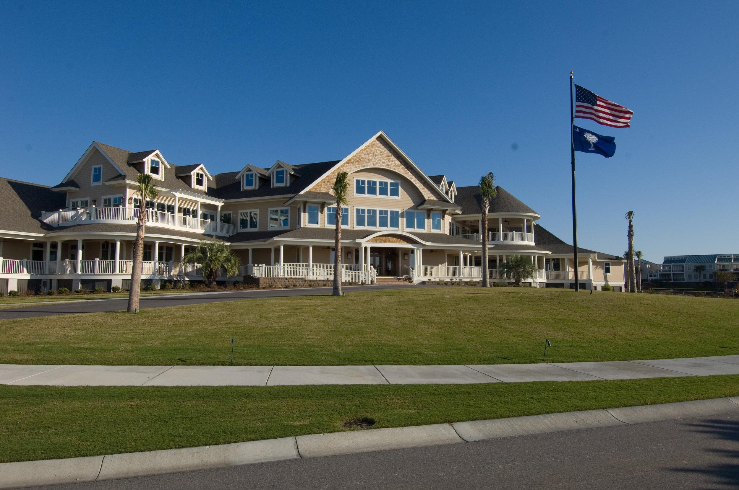 The Island House at Seabrook Island