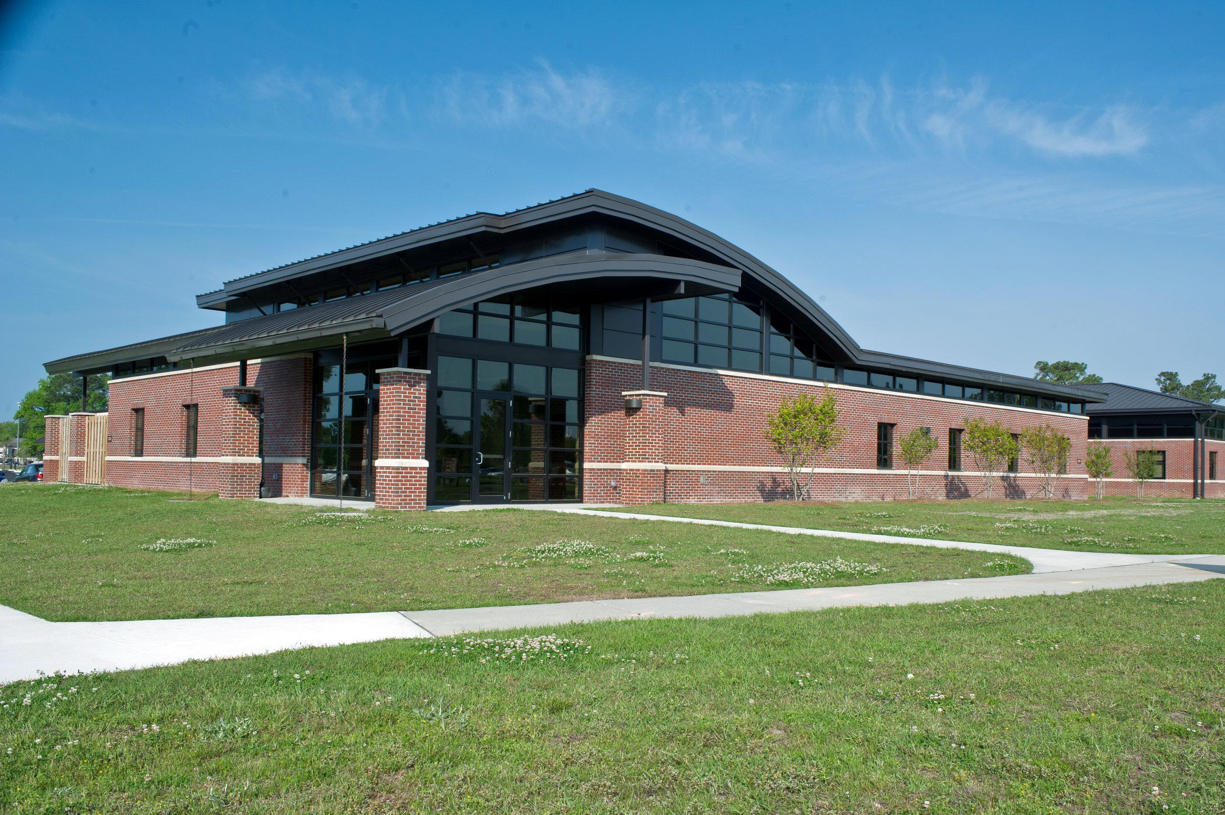 OSI Facility, Building 203 - JBC