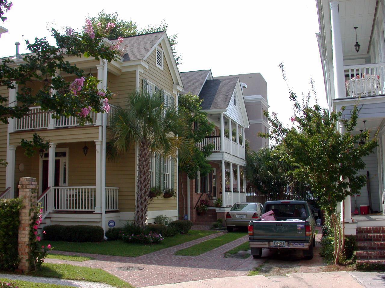 Mennoti Street - Downtown Charleston
