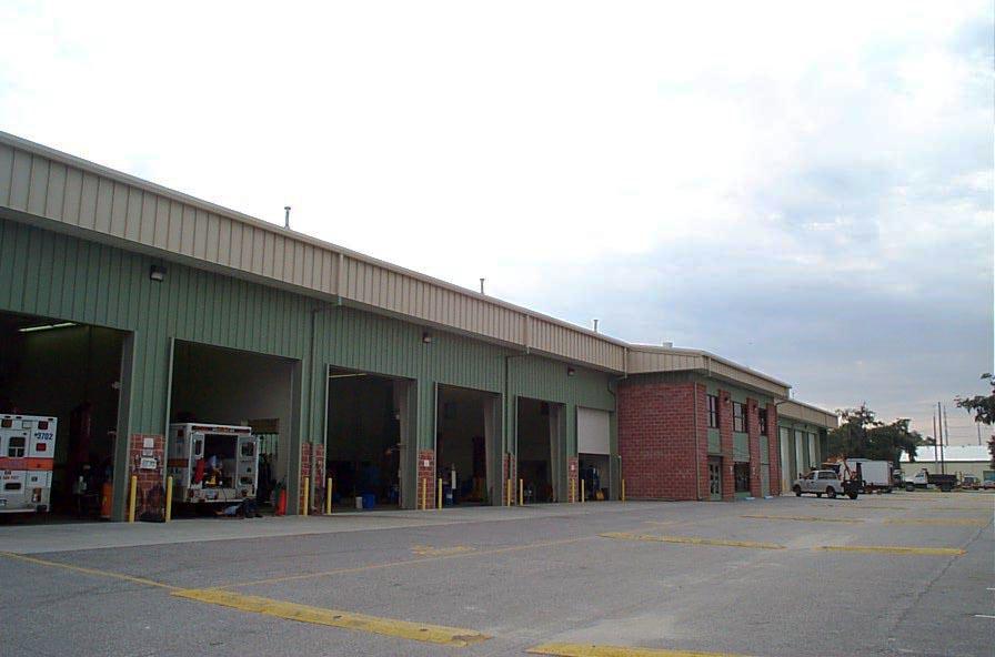 Charleston County Vehicle Maintenance Facility