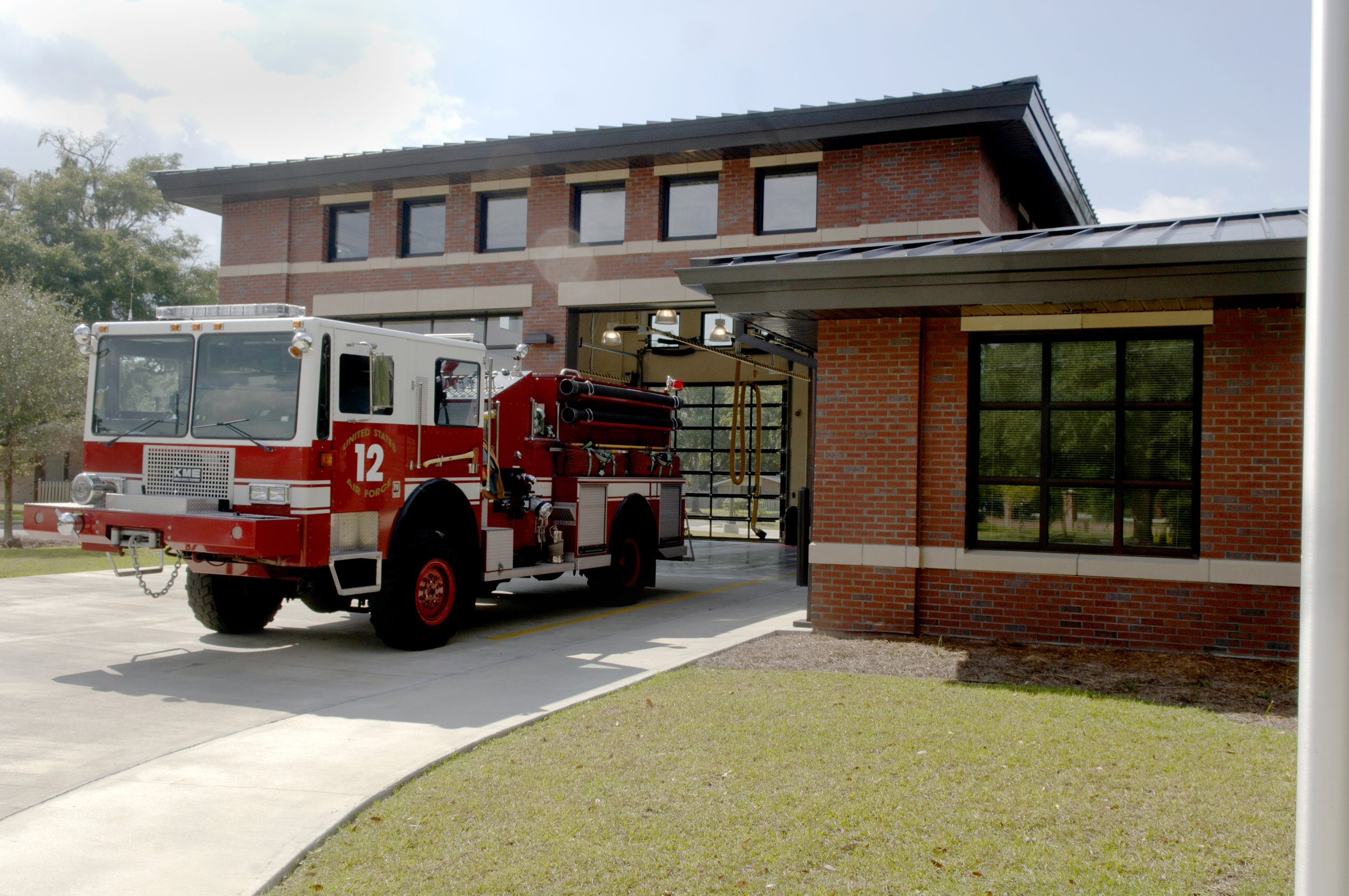 Hunley Park Fire Station