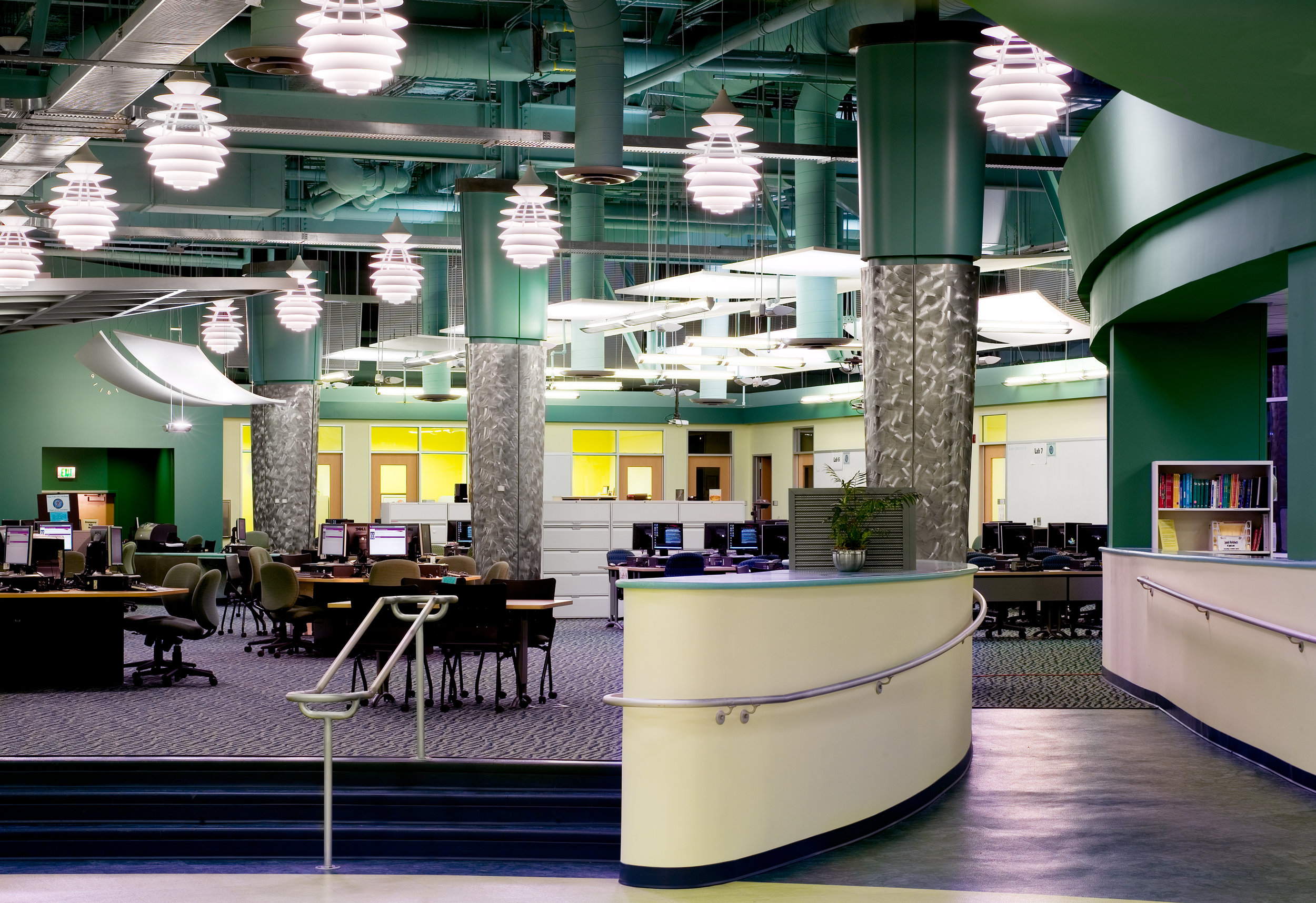 Trident Technical College - Bldg. 920 - Phase III