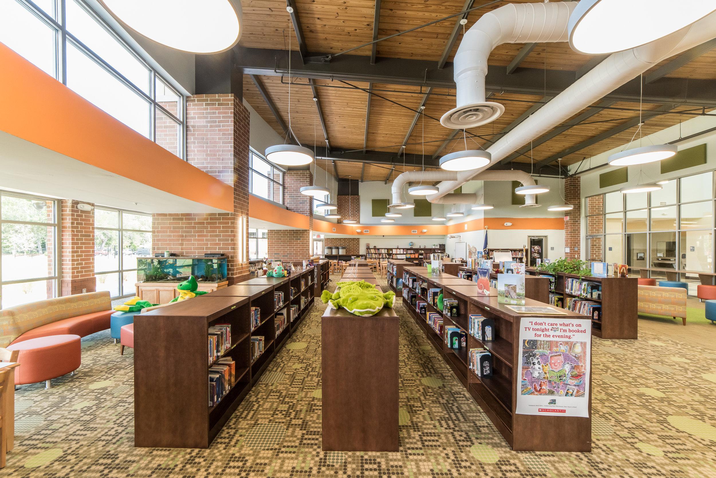 Springfield Elementary - Commons Bldg