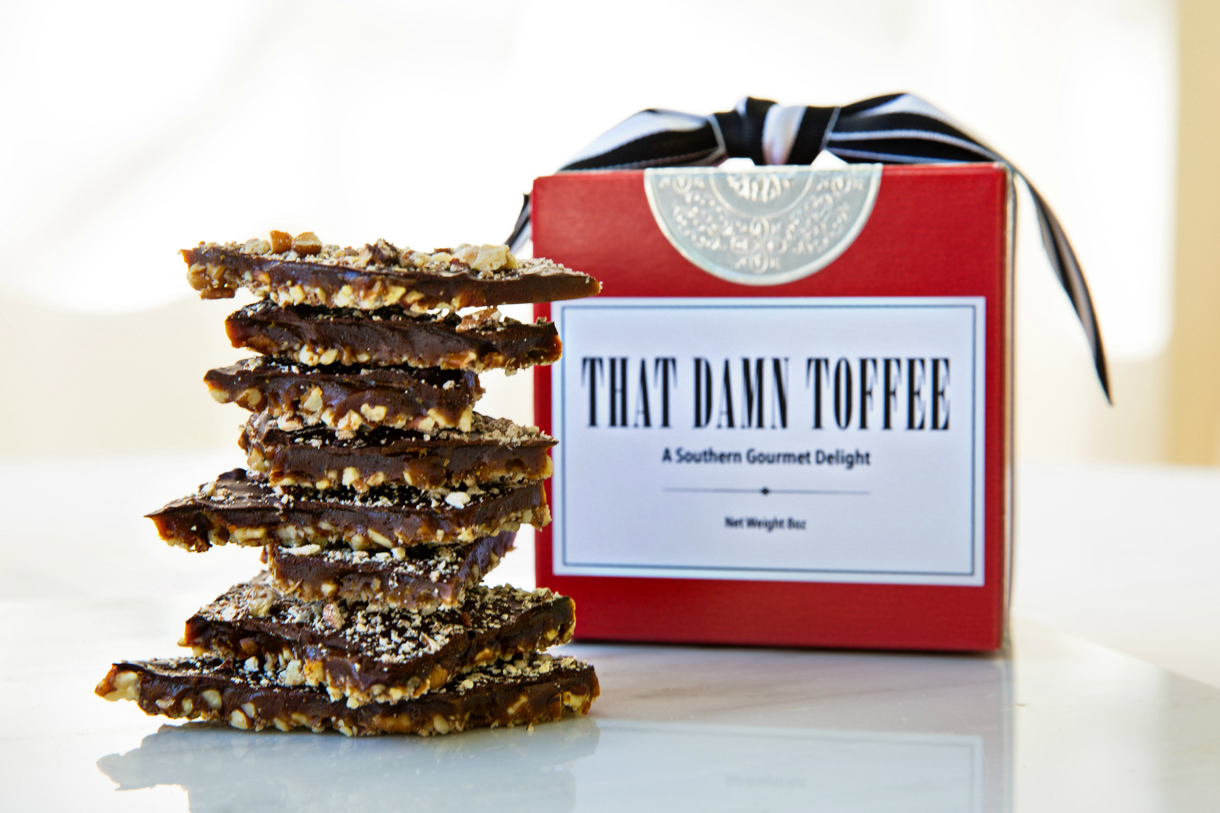 Please, please add this amazing toffee to our holiday wish list! (Photography by Stacey Sprenz)