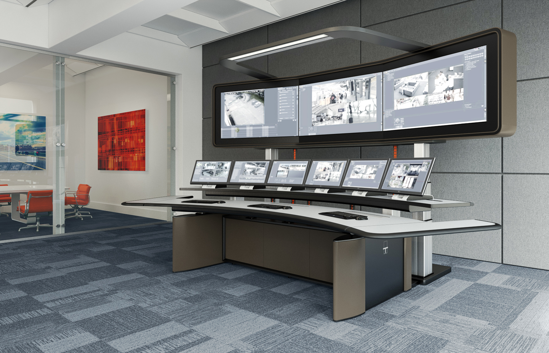 LARGE SCREEN DISPLAY SYSTEMS