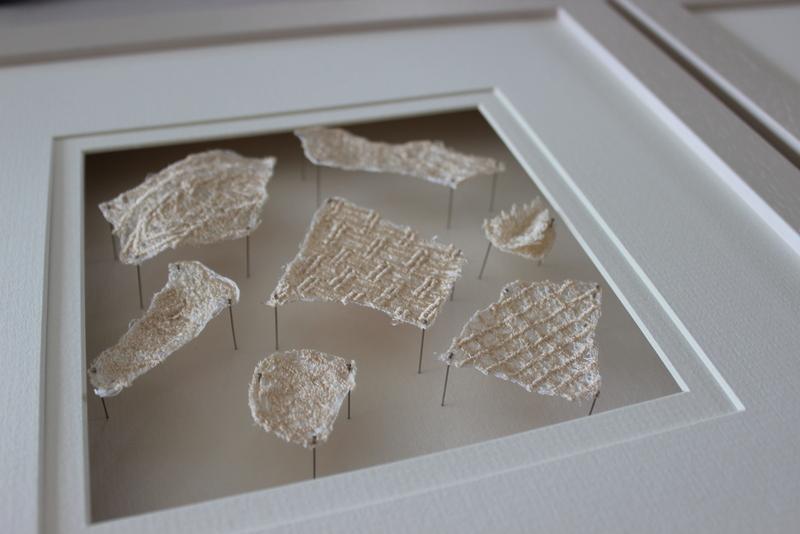 Belleek Fragments: Texture