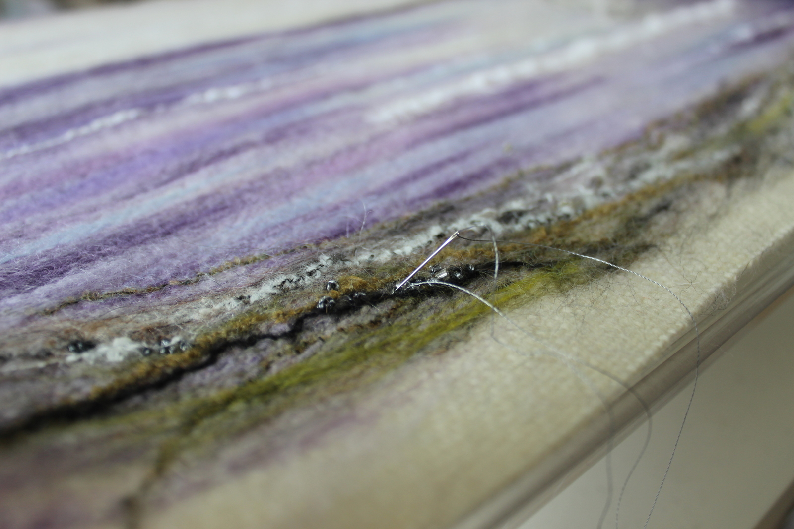 A few little beads to add to the shoreline textures...
