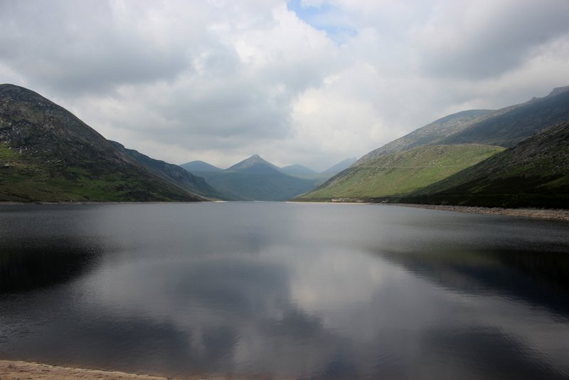 Silent Valley is a reservoir that was built in the early 1900's and is a lovely park to visit. You can follow a variety of walking paths and discover the history behind the reservoir at the Information Centre.....a really beautiful spot.