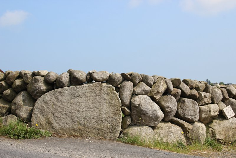 The stone walls around the Mournes are stunning and impeccably maintained
