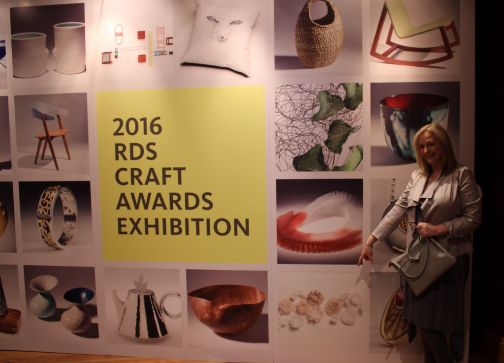 RDS Craft Awards Exhibition