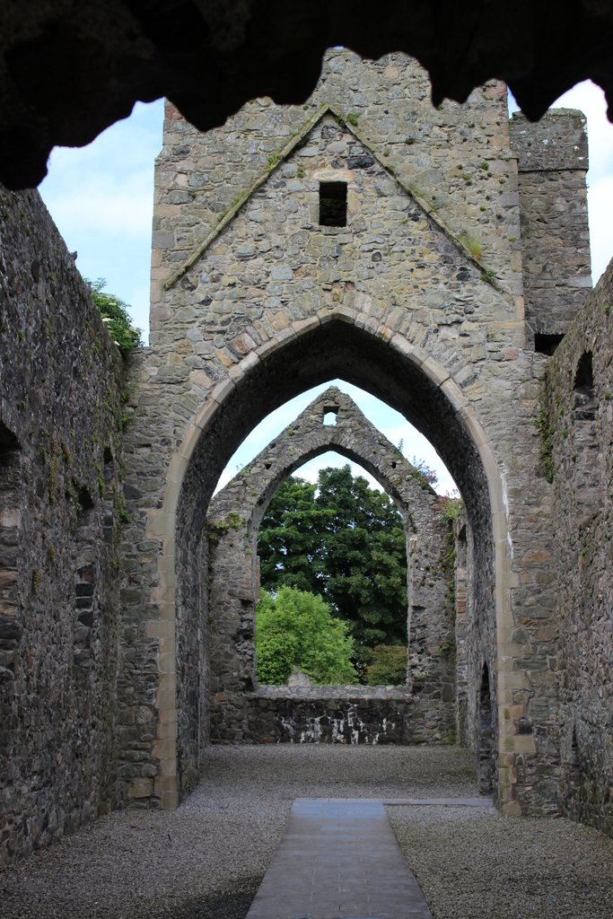 Carlingford Dominican Priory