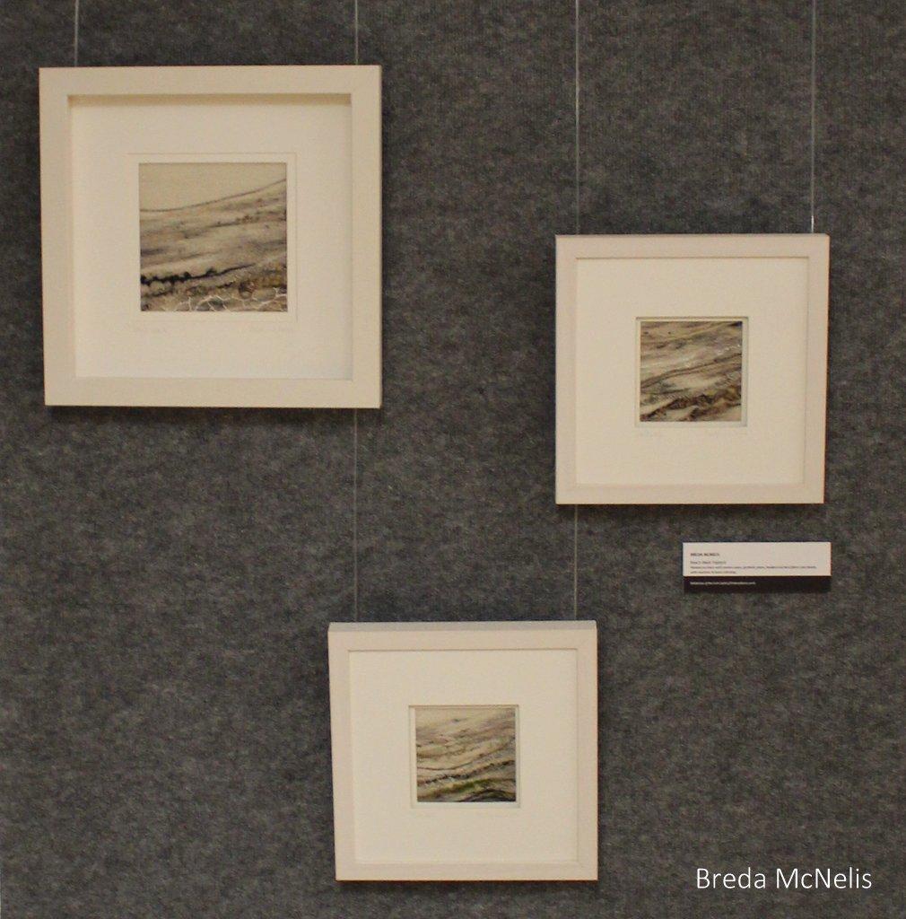 Textile Art - Beach Walk Series