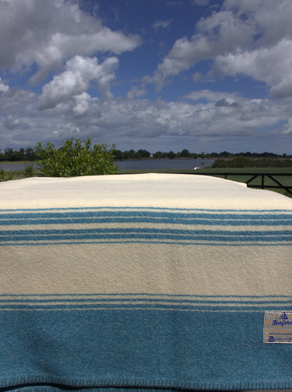 Vintage Foxford Blanket