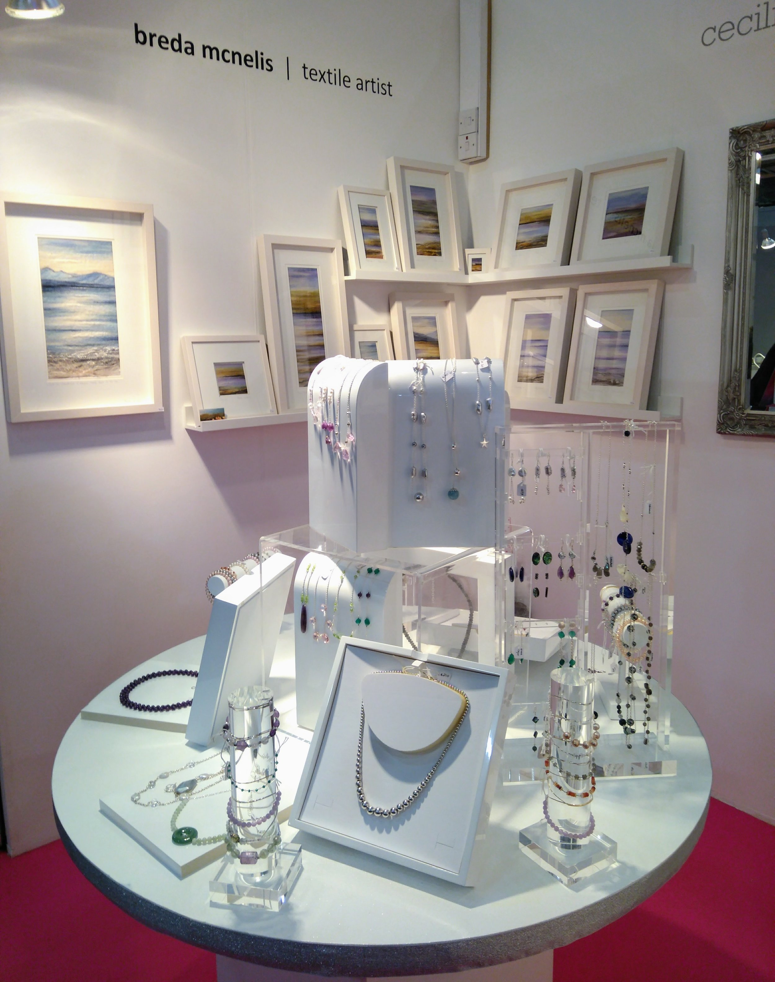 A selection of Cecilia's beautiful jewellery…