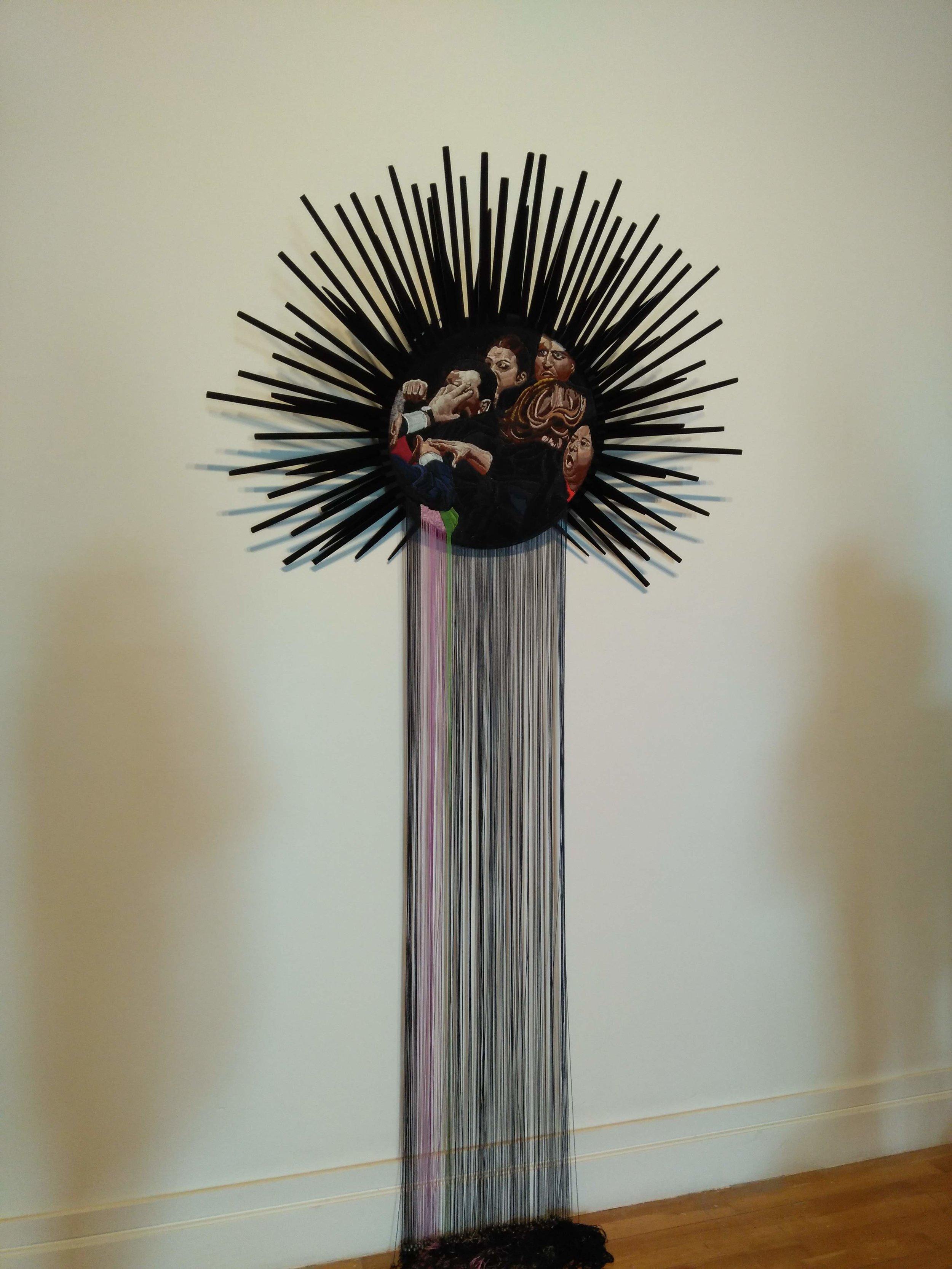 Ursula Burke Exhibition RHA Gallery Dublin